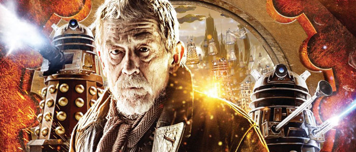 """Review: """"Doctor Who: Engines of War"""" by George Mann"""