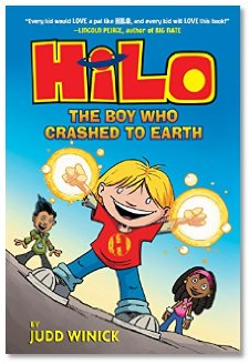 Hilo: The Boy Who Crashed to Earth