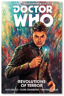 The Tenth Doctor: Vol 1