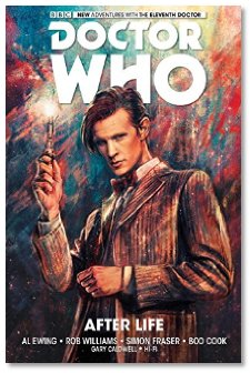 The Eleventh Doctor Vol 1