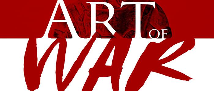 """Excerpt: """"The Art of War"""" New audio version read by """"Game of Thrones"""" actor Aidan Gillen"""
