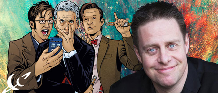 "<span class=""entry-title-primary"">One-on-One with Paul Cornell</span> <span class=""entry-subtitle"">Michael J interviews the prolific and brilliant writer about Titan Comics' upcoming ""Four Doctors"" mini-series</span>"
