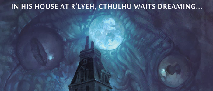 "Review: ""Cthulhu Fhtagn!"" edited by Ross E. Lockhart A cozy collection of tales honoring and paying homage to the mythos"