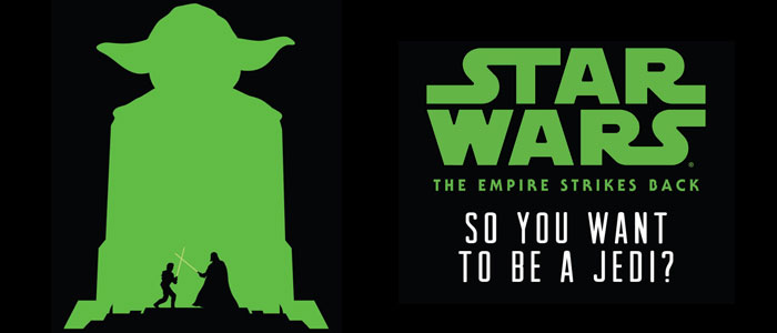 "<span class=""entry-title-primary"">Review: ""Star Wars: The Empire Strikes Back: So You Want to be a Jedi?""</span> <span class=""entry-subtitle"">The best of the movies is watered down and retold as a fairy tale for juvenile readers</span>"