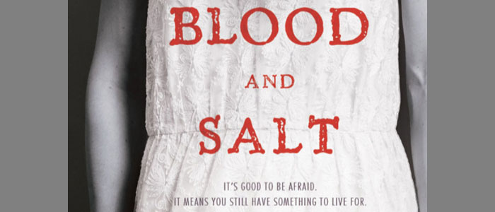 "<span class=""entry-title-primary"">Review: ""Blood and Salt"" by Kim Liggett</span> <span class=""entry-subtitle"">While the horror elements aren't very scary, the characters and the magic are engaging</span>"