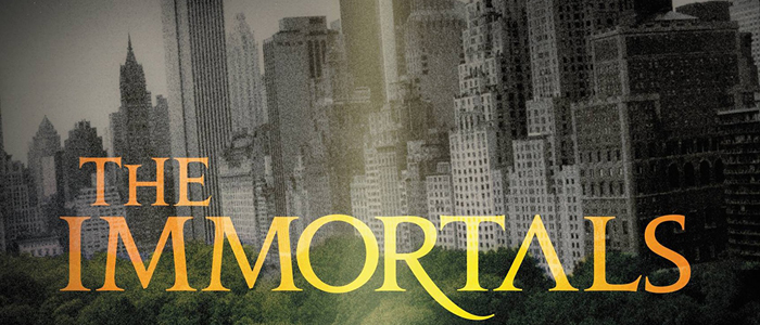 "Review: ""The Immortals"" by Jordanna Max Brodsky The Olympian Gods walk among us today, and they have issues to work out, too"