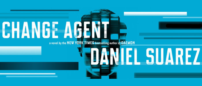 "Giveaway: ""Change Agent"" by Daniel Suarez (Signed)"