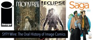 Syfy Wire: The Oral History of Image Comics