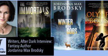 Writers, After Dark: Jordanna Max Brodsky