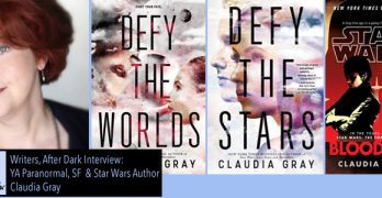 Writers, After Dark: Claudia Gray