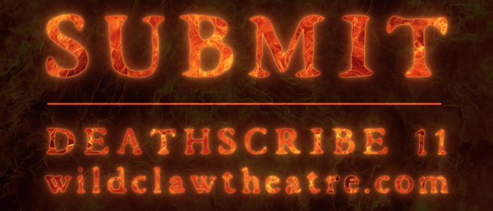 Call for Submissions: Deathscribe 2018