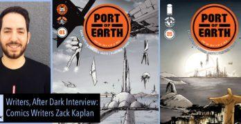 Writers, After Dark: Zack Kaplan