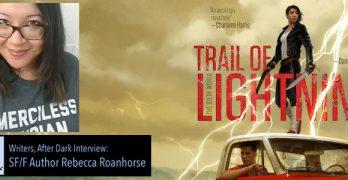 Writers, After Dark 12: Rebecca Roanhorse