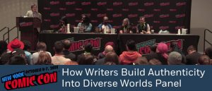NYCC 2018: Building Diverse Worlds