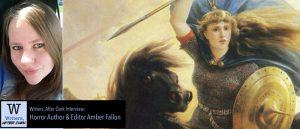 Writers, After Dark #19: Amber Fallon