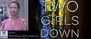 Writers, After Dark 23: Louisa Luna
