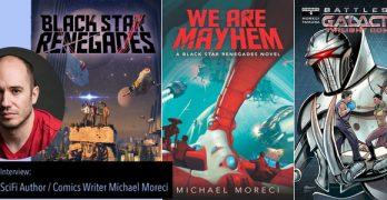 Writers, After Dark 25: Michael Moreci