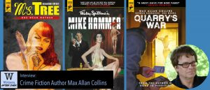 One-on-One: Max Allan Collins
