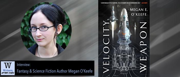 Writers, After Dark 29: Megan O'Keefe