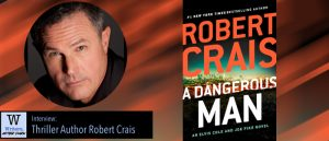 Writers, After Dark 30: Robert Crais