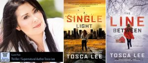 Tosca Lee: Being A Writer