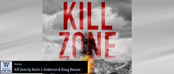 "Review: ""Kill Zone"" by Kevin J. Anderson & Doug Beason"