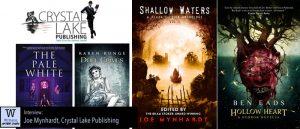 Writers, After Dark 42: Joe Mynhardt
