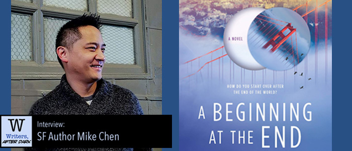 Writers, After Dark 46: Mike Chen