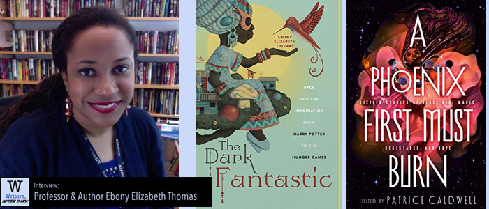 Writers, After Dark #50: Ebony Elizabeth Thomas A deep academic examination of black women characters in fantasy fiction