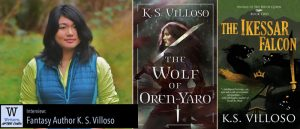 Writers, After Dark 52: K. S. Villoso