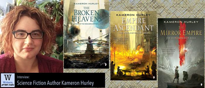Writers, After Dark 53: Kameron Hurley