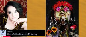 Writers, After Dark 54: Mercedes Yardley