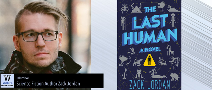 Writers, After Dark 55: Zack Jordan