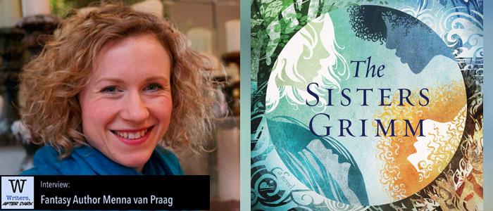 Writers, After Dark 56: Menna van Praag