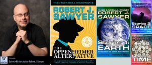 Writers After Dark 58: Robert J. Sawyer