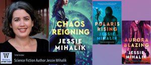 Writers, After Dark 61: Jessie Mihalik