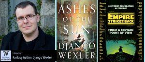 Writers, After Dark 63: Django Wexler