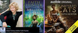 Writers, After Dark 64: Faith Hunter