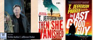 Writers, After Dark 66: T. Jefferson Parker