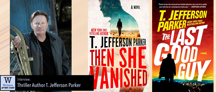 Writers, After Dark 66: T. Jefferson Parker