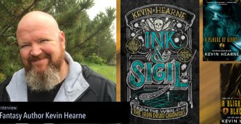 Writers, After Dark 67: Kevin Hearne