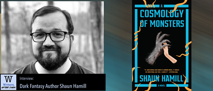 Writers, After Dark 70: Shaun Hamill