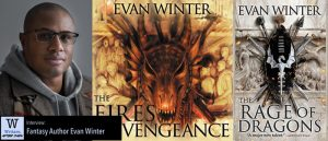Writers, After Dark 74: Evan Winter