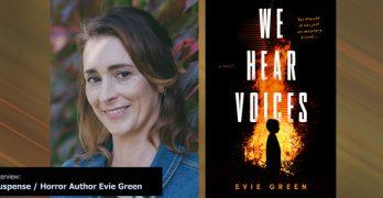 Writers, After Dark 78: Evie Green