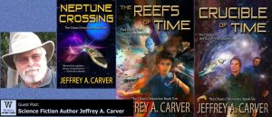 Guest Post: Jeffrey A. Carver