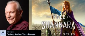 Writers, After Dark 79: Terry Brooks