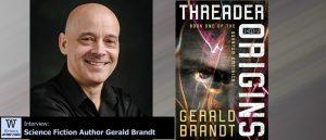 Writers, After Dark 80: Gerald Brandt