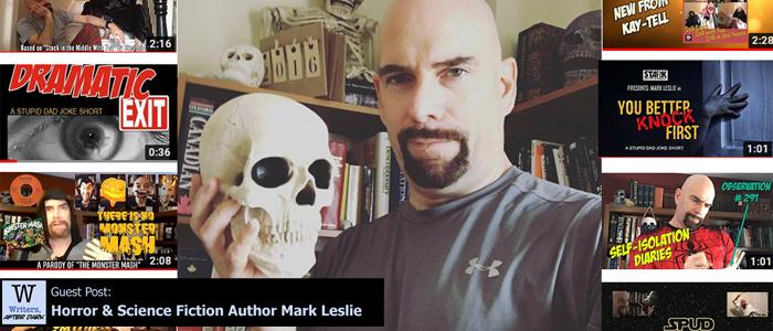 Guest Post: Mark Leslie