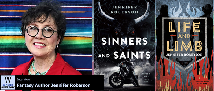 Writers, After Dark #86: Jennifer Roberson Riding the roller coaster that is reading and writing Fantasy