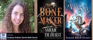 Writers, After Dark 87: Sarah Beth Durst